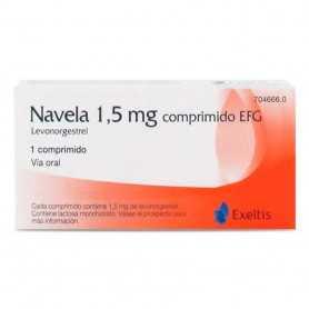 Navela EFG 1,5 MG 1 Comprimido