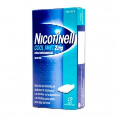 Nicotinell 2 MG Cool Mint 12 Chicles