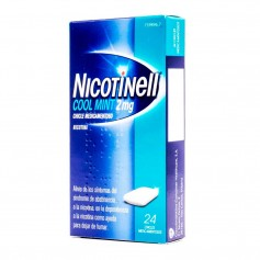 Nicotinell 2 MG Cool Mint 24 Chicles