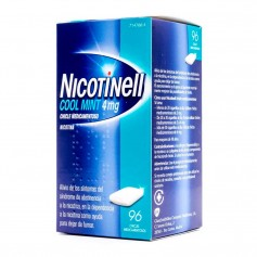 Nicotinell 4 MG Mint 96 Chicles