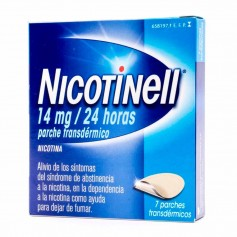 Nicotinell 14 MG 7 Parches