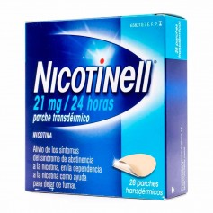 Nicotinell 21 MG 28 Parches