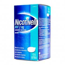 Nicotinell Mint 2 MG 96 Comprimidos
