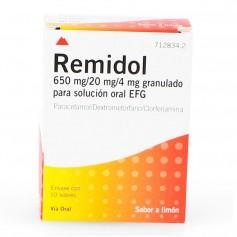 Remidol Granulado Solucion Oral 10 Sobres