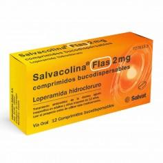 Salvacolina Flas 2 MG 12 Comprimidos Bucodispersables