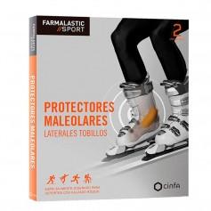 Farmalastic Sport Protec Maleolar Tobillos 2 Unidades