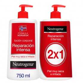 Neutrogena Loción Corporal Piel Muy Seca 750 ML