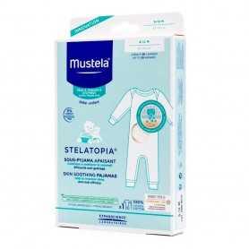 Mustela Stelatopia Pijama de Alivio Talla 6-12 Meses