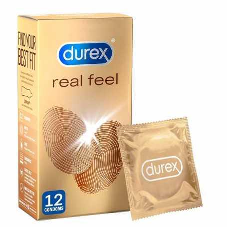 Durex Real Feel 12 U