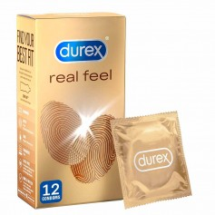 Durex Real Feel 12 U
