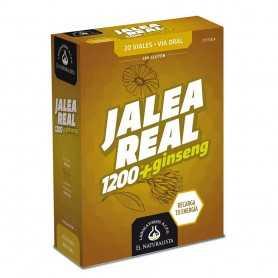 El Naturalista Jalea Real Ginsen 20 Viales