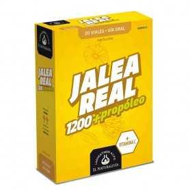 El Naturalista Jalea Real Propóleo 20 Viales
