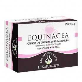 El Naturalista Equinacea con Vitamina C 325 MG 60 Cápsulas