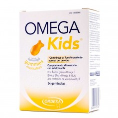 Omega kids Gummies 54 Gominolas