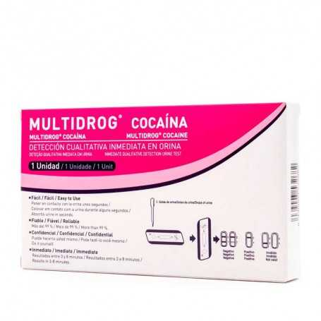 Multidrog Test de Cocaína en Orina 1