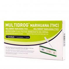 Multidrog Test Marihuana 1 Tira