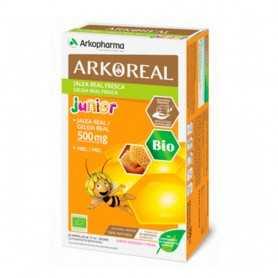 Arkoreal Junior Jalea Real 500 MG 20 Dosis