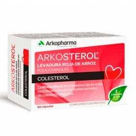 Arkosterol Levadura Arroz Rojo 60 Cápsulas