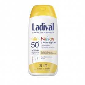 LADIVAL NIÑOS LECHE SOLAR SPF50+ 200 ML