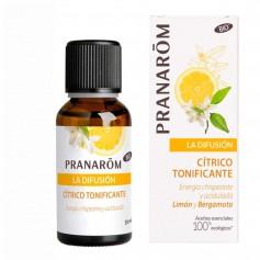 Pranarom Ladifusión Limón Cítrico Tonificante