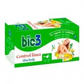 Bie 3 Slim Body Control Línea 25 Bolsas