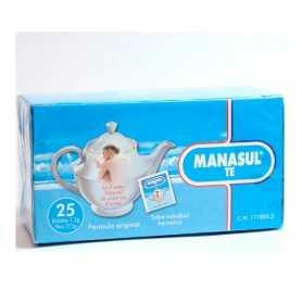 Manasul Té 25 Bolsitas Infusión