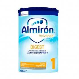 Almirón Advance + Digest 1 Polvo 800 GR