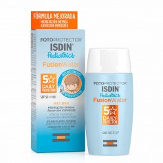 Isdin Fotoprotector Pediatrics Fusión Water SPF50+ 50 ML