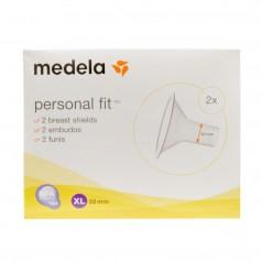 Medela Embudo PersonalFit T-XL 30 MM Diámetro