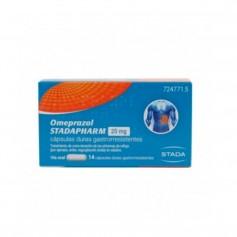 Omeprazol Stadapharm 20 MG 14 Cápsulas Gastrorresistentes