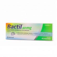 Bactil 10 MG 20 Comprimidos Recubiertos Con Película