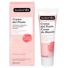 Suavinex Crema Cuidado Del Pezon 20 ML