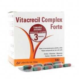 Vitacrecil Complex Forte 180 Cápsulas