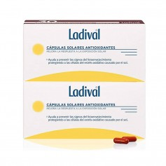 DUPLO LADIVAL CAPSULAS SOLARES 2X30 CAPSULAS
