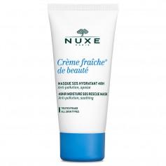 Nuxe Mascarilla Hidratante Crème Fraîche De Beauté 48H 50 ML