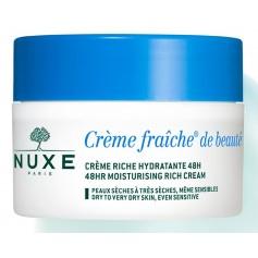 Nuxe Crema Rica Hidratante Crème Fraîche De Beauté 48H 50 ML