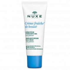 Nuxe Crema Hidratante Crème Fraîche De Beauté 48H 30 ML