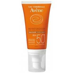 Avene Solar Crema Coloreada SPF50+ 50 ML