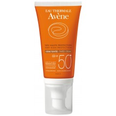 Avene Solar Crema Coloreada SPF50+ 50 ML