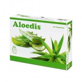 Aloedis Aloe Vera 500 MG 30 Cápsulas