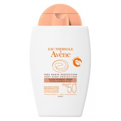 AVENE FLUIDO MINERAL COLOR SFP50+ 40 ML