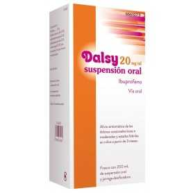 DALSY 20MG/ML SUSPENSION ORAL 200 ML