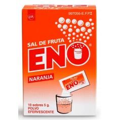 SAL DE FRUTAS ENO NARANJA 5 GR 10 SOBRES