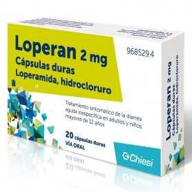 LOPERAN 20 CAPSULAS