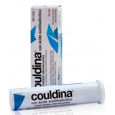 Couldina 20 Comprimidos Efervescentes
