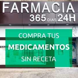 Categoría de medicamentos sin receta