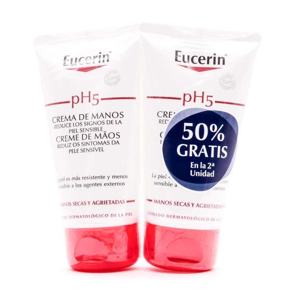 Duplo Eucerin Crema De Manos 2X75 ML