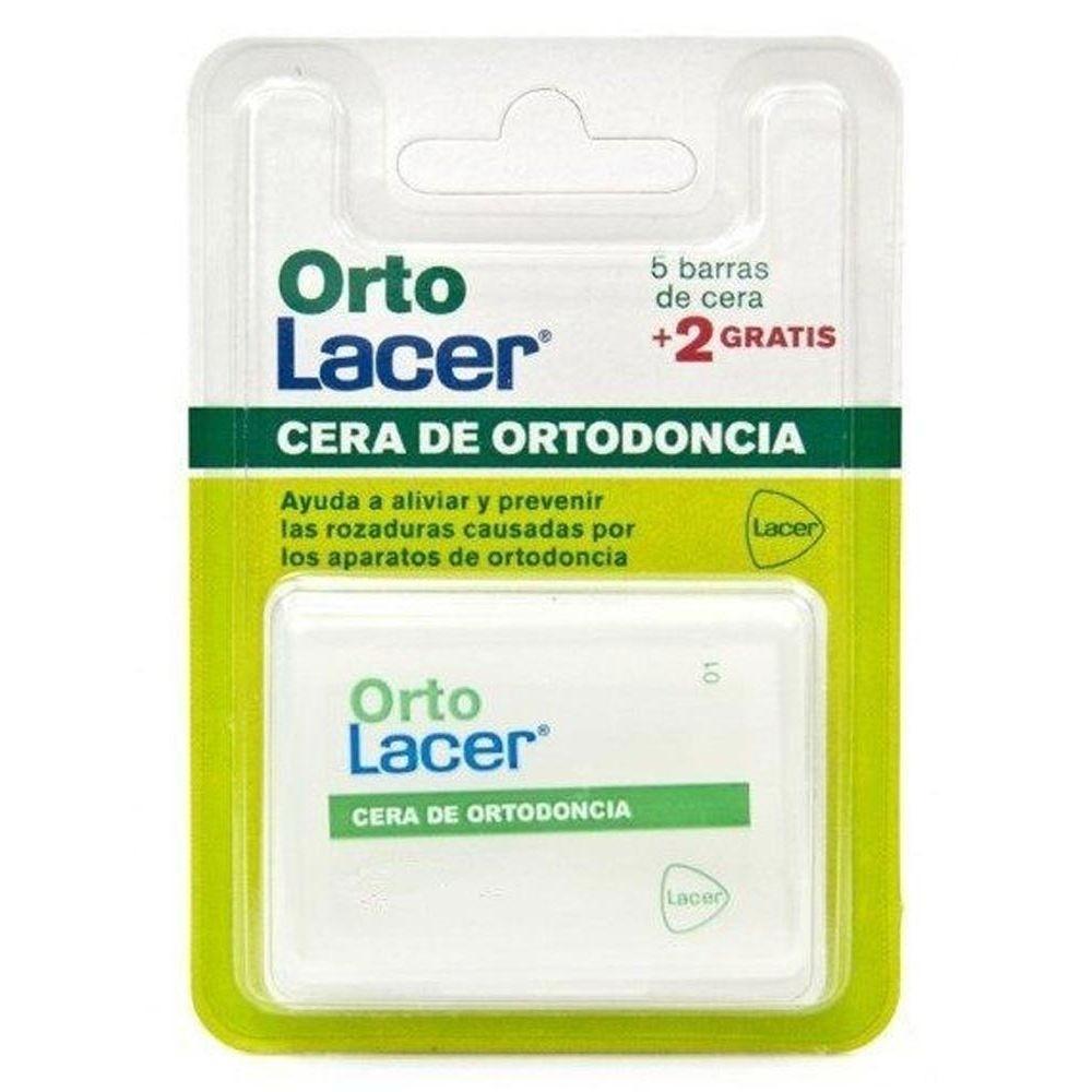 Ortolacer Cera Ortodoncia 7 Barras